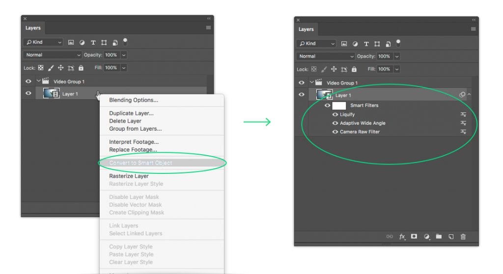 How to Edit Videos in Photoshop as If They Were Still Images
