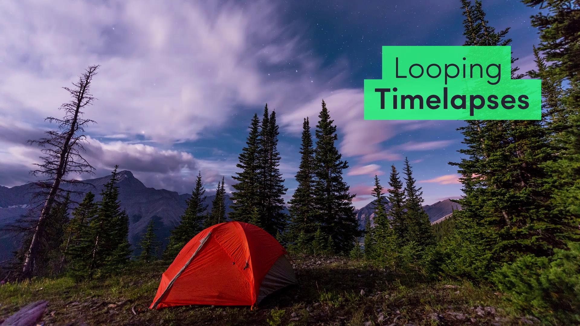 How to Make Your Time Lapse Loop Seamlessly - In the Loop | In the Loop